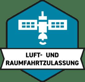 Rhopoint Luft- und Raumfahrtzulassung Logo